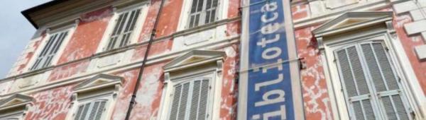 Biblioteca Civica ph: Provincia Savona