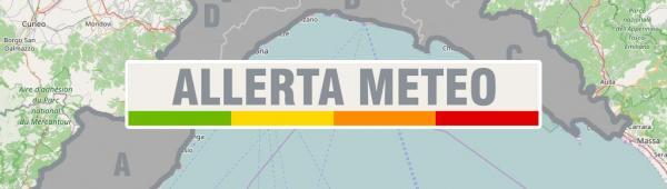 Allerta Meteo (Ph: Provincia di Savona)