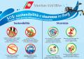 """Depliant """"S.O.S. Sostenibilità e Sicurezza in mare"""""""